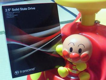 トランセンドのSSD